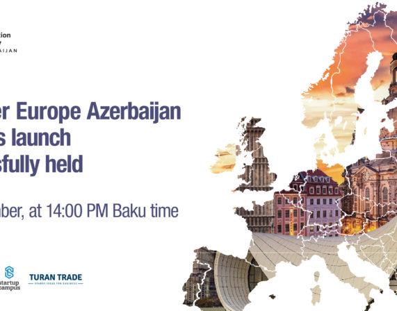 Developing startup capacity for Azerbaijan